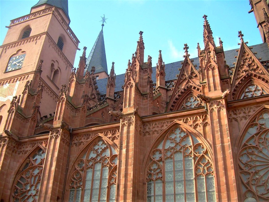 Über der Stadt thronend: Die Katharinenkirche ist einen Besuch wert.