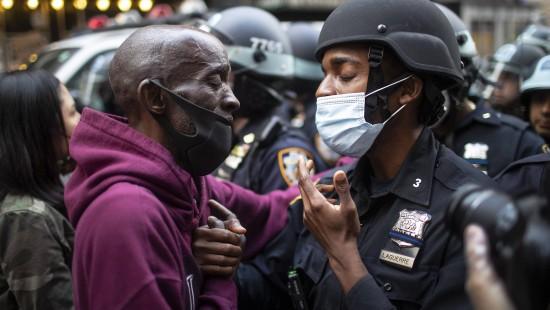 Neue Proteste gegen Rassismus und Polizeigewalt