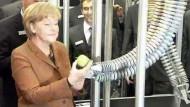 Deutsche Industrie zeigt sich optimistisch