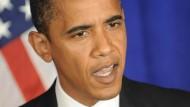 Obama pocht auf Fernsehduell