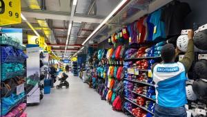 Menschen kaufen in Corona-Krise mehr Fitnessgeräte