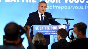 Wie ein Konservativer Frankreich erobern will