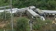 Tote bei Zugunglück in Südafrika