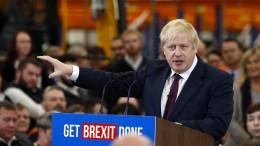 Boris Johnson ficht nichts an