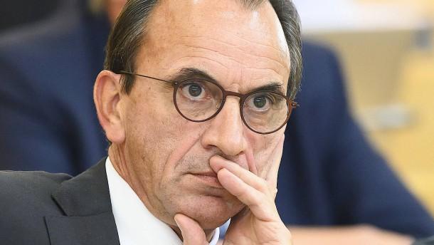 Hessens neuer Finanzminister Boddenberg vereidigt