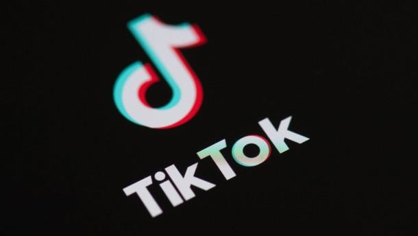 Trump droht erneut mit Tiktok-Verbot