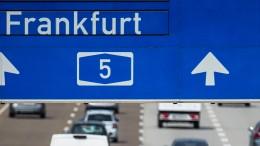 Frankfurt gegen automatisierte Kontrollen