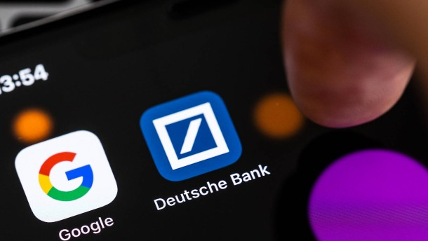 Was die Deutsche Bank in Googles Cloud plant
