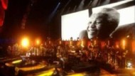 Geburtstagskonzert für Nelson Mandela