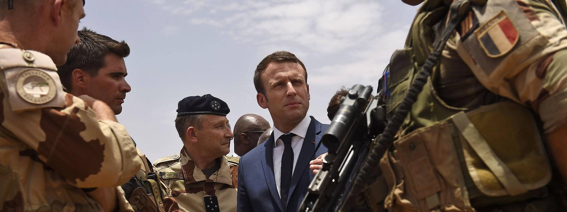 """Frankreich beendet die Operation """"Barkhane"""""""