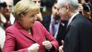 Merkel setzt sich durch
