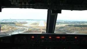 """Umweltschutz mit der """"grünen Landung"""""""