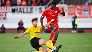 Union Berlin dominiert Conference-League-Playoff