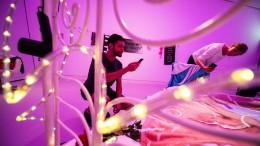 "Kunsthalle Mainz zeigt ""Virtual Insanity"""