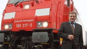 """""""Die Bahn hat sich zur Staatsbahn zurückentwickelt"""""""