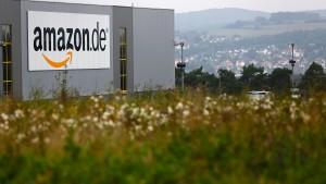 Amazon investiert Millionen in Hessen