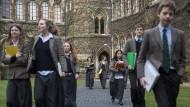 Offen für Diskussionen: Britische Schulen testen die Grenzen der Meinungsfreiheit.