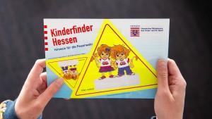 Notfalldosen und Kinderfinder