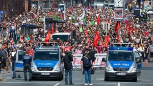 Hat Hessen ein besonderes Problem mit Rechtsextremismus?