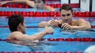 Aufruhr im Schwimmen: Zurück im Doping-Sumpf