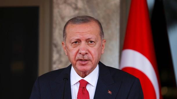 Eine maßlose Eskalation Erdogans