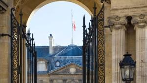 Trotz Wahlen sind Frankreichs Anleger zuversichtlich