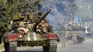 Die Ukraine stärken