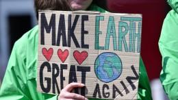 Klimaaktivisten verklagen Bundesregierung