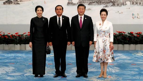 China nutzt Europas Schwäche in Südostasien