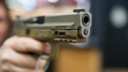 Schusswaffen in Nordamerika