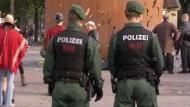 Polizei nimmt Islamisten in Gewahrsam