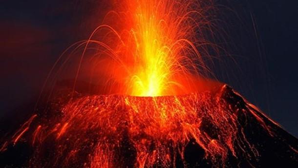 Aktuelle Vulkanausbrüche Vulkanausbr ...
