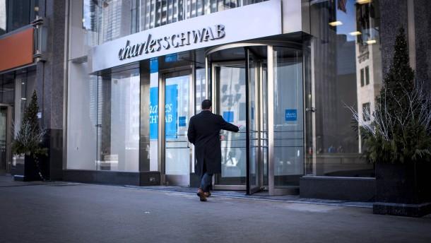 Amerikas Kleinanleger entdecken die Börse