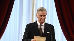 Belgischer König vermittelt bei Regierungsbildung