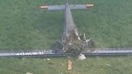 Politiker mit dem Flugzeug abgestürzt