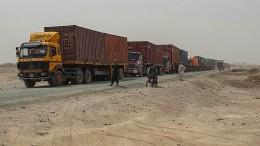 Taliban-Zölle machen Importe nach Afghanistan teuer