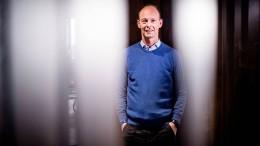 """Bertelsmann-Chef Rabe: """"Die Leute lesen wieder mehr"""""""