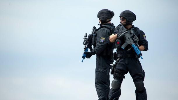 So rüstet sich Hessens Polizei gegen den Terror