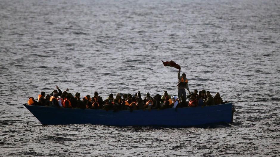 Flüchtlinge: Wie die Umverteilung in der EU aussehen wird