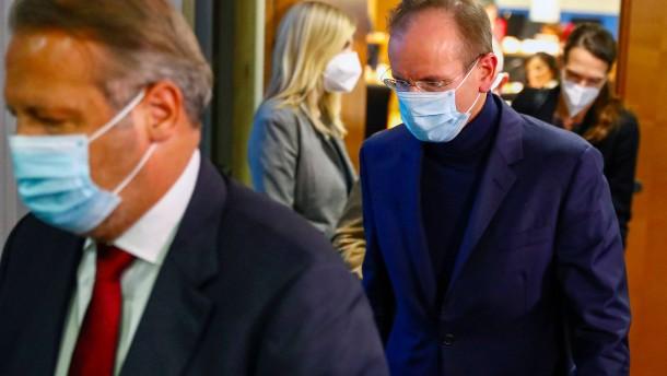 Markus Braun bleibt in Haft