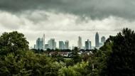 Wenig stressresistent: Frankfurt konnte auf seine große Privatbanken schon einmal stolzer sein.