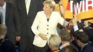 Der Weg von Angela Merkel