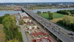 Unendliche Geschichte um marode Rheinbrücke
