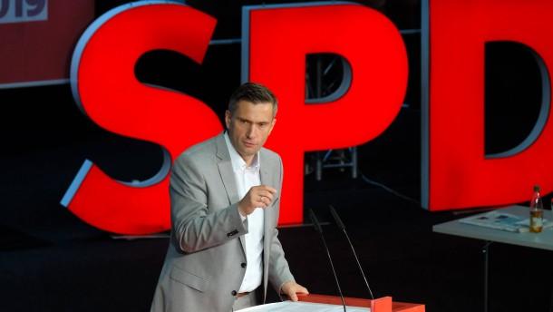 Sächsische SPD nur noch einstellig