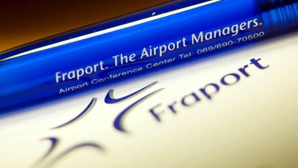 Fraport macht's wie Merck, Biotest macht's anders