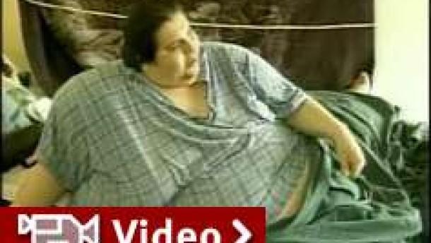Hilferuf eines übergewichtigen Mexikaners
