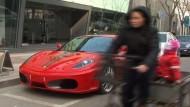 Wohlstandsgefälle in China
