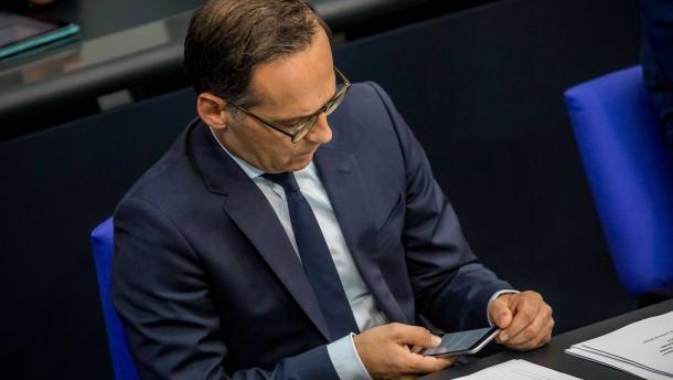 Die SPD im Kontrollwahn