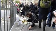Waffen für Paris-Anschläge kamen angeblich aus Deutschland