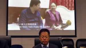 Wer Pekings Lied nicht singt, wird bestraft